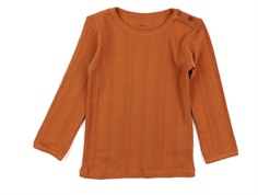 Noa Noa Miniature t-shirt Dorian ginger bread